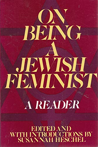 9780805210361: On Being a Jewish Feminist: A Reader