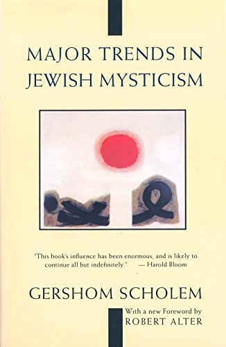 9780805210422: Major Trends in Jewish Mysticism
