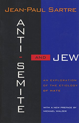 9780805210477: Anti-Semite and Jew: An Exploration of the Etiology of Hate