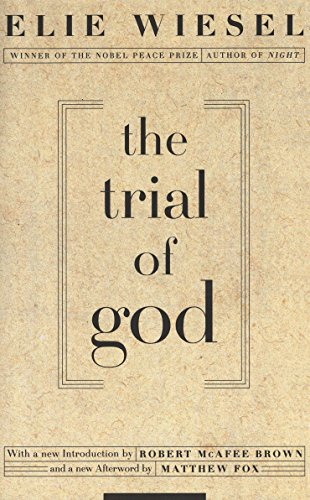 9780805210538: The Trial of God: (As It Was Held on February 25, 1649, in Shamgorod)