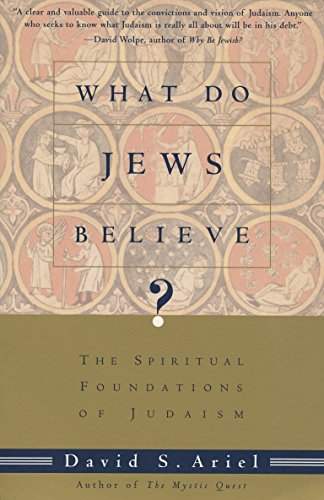 9780805210590: What Do Jews Believe?: The Spiritual Foundations of Judaism