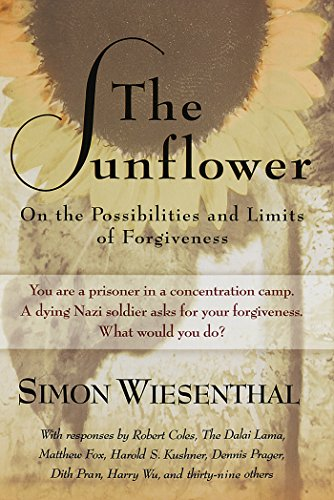 9780805210606: The Sunflower: On the Possibilities and Limits of Forgiveness