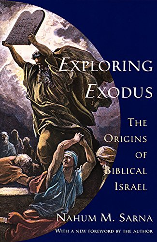 9780805210637: Exploring Exodus: Origins of Biblical Israel