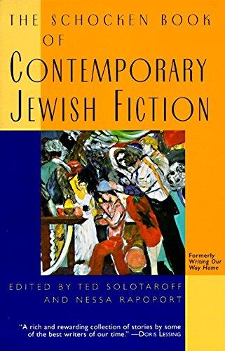 9780805210651: The Schocken Book of Contemporary Jewish Fiction