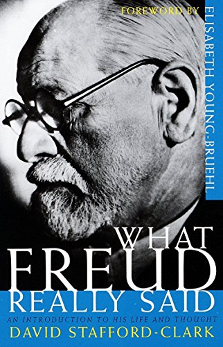 9780805210804: What Freud Really Said: An Introduction to His Life and Thought (What They Really Said Series)