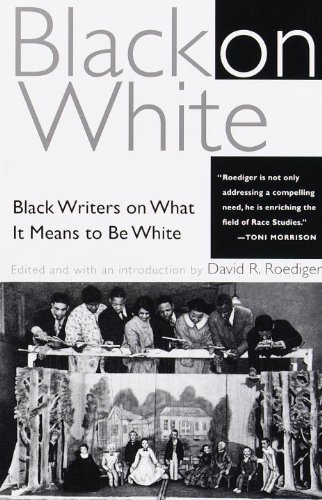 9780805211146: Black on White: Black Writers on What It Means to Be White