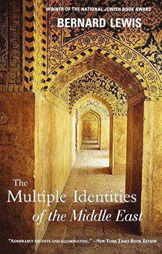9780805211184: The Multiple Identities of the Middle East