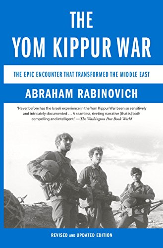 9780805211245: The Yom Kippur War: The Epic Encounter That Transformed the Middle East
