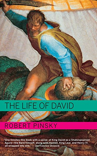 9780805211535: The Life of David (Jewish Encounters Series)