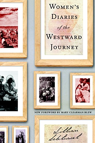 9780805211764: Women's Diaries of the Westward Journey