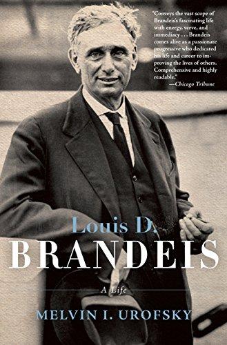9780805211955: Louis D. Brandeis: A Life