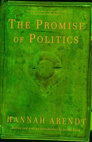 9780805212136: The Promise of Politics