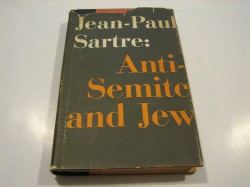 9780805230048: Anti-Semite and Jew