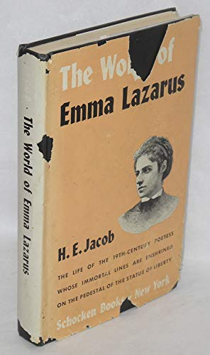 9780805231687: World of Emma Lazarus