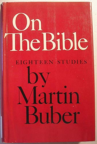9780805231885: On the Bible