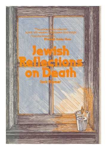 9780805235609: Jewish Reflections on Death