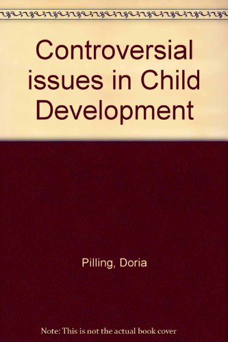 9780805236880: Controversial issues in child development
