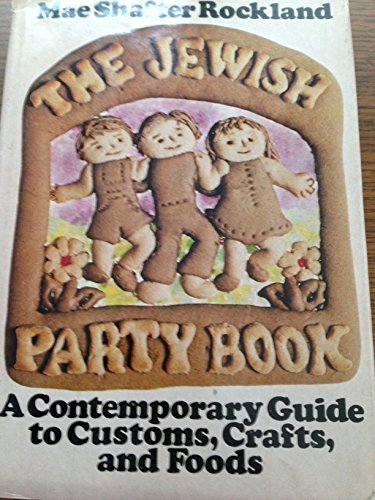 9780805236897: Jewish Party Book