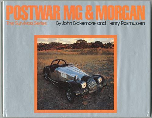 9780805237313: Postwar Mg and Morgan