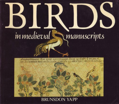 9780805238181: Bird in Medievlmnscpt