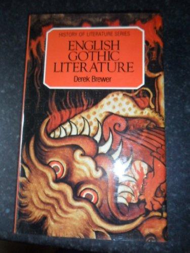 9780805238617: English Gothic Literature