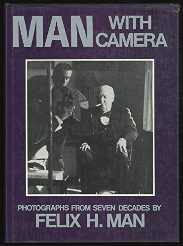 9780805238778: Man with Camera: Photographs from Seven Decades