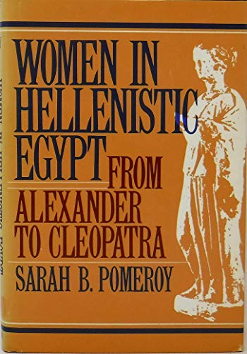 9780805239119: Women in Hellenistic Egypt: From Alexander to Cleopatra