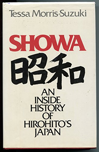 9780805239447: Showa: An Inside Story of Hirohito's Japan