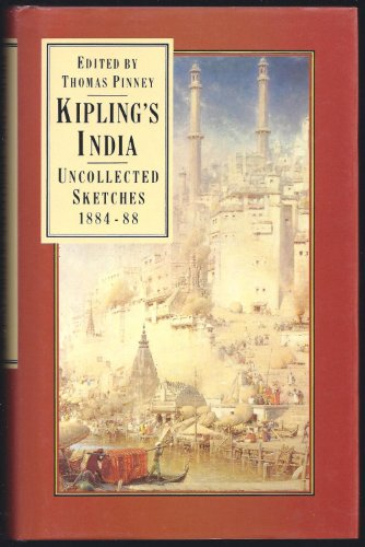 9780805239621: Kipling's India: Uncollected Sketches 1884-88