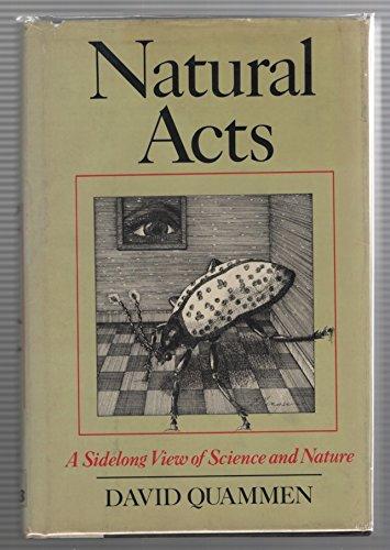9780805239676: Natural Acts