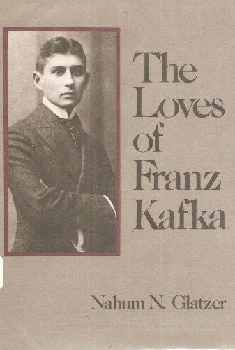 9780805240016: Loves of Franz Kafka