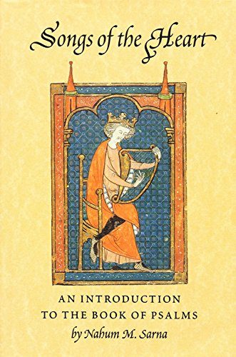 9780805240801: SONGS OF THE HEART: An Introduction to the Book of Psalms