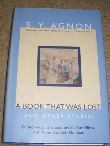 9780805241204: A Book That Was Lost: And Other Stories