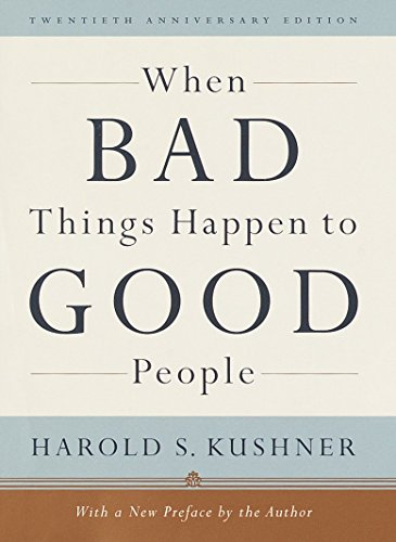 9780805241938: When Bad Things Happen to Good People: Twentieth Anniversary Edition, with a New Preface by the Author
