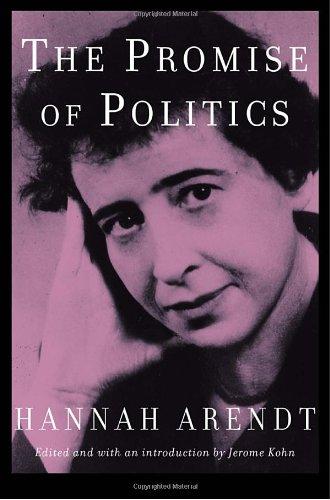 9780805242133: Promise of Politics