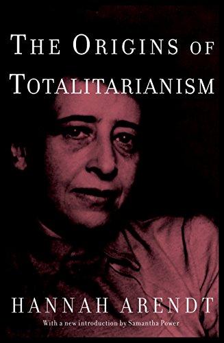 9780805242256: The Origins of Totalitarianism