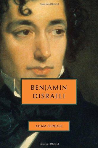 9780805242492: Benjamin Disraeli (Jewish Encounters)