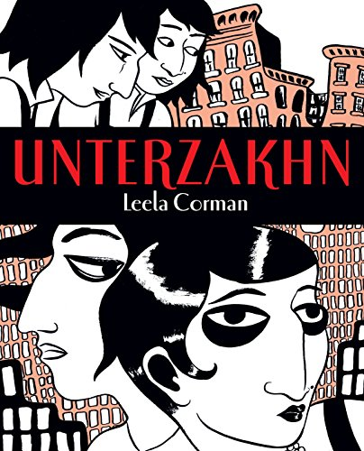 9780805242591: Unterzakhn (Pantheon Graphic Novels)