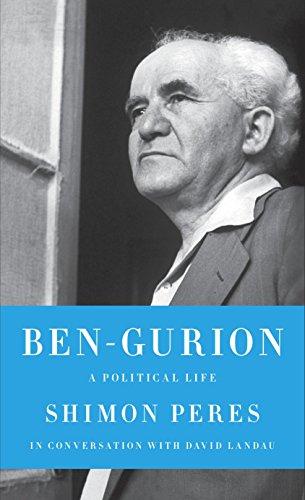 9780805242829: Ben-Gurion: A Political Life (Jewish Encounters)