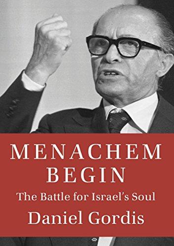 9780805243123: Menachem Begin: The Battle for Israel's Soul (Jewish Encounters Series)