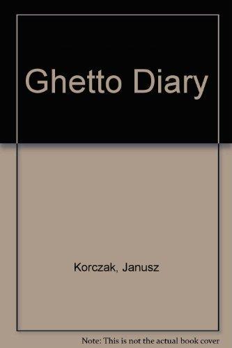 9780805250046: Ghetto Diary