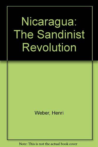 9780805271188: Nicaragua: The Sandinist Revolution