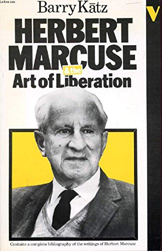 9780805271270: Herbert Marcuse and the Art of Liberation