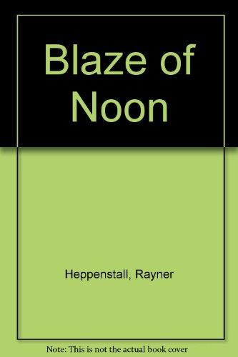 9780805280609: Blaze of Noon