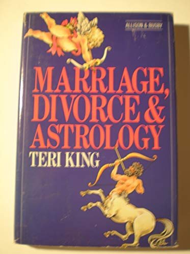 9780805281620: Marriage, Divorce and Astrology