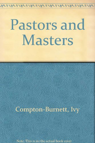 9780805282122: Pastors and Masters