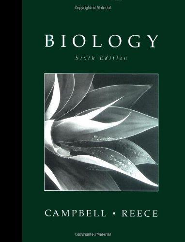 9780805300093: Biology. 6th Edition