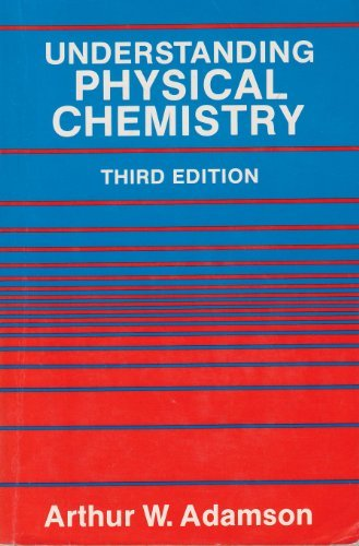 9780805301281: Understanding Physical Chemistry