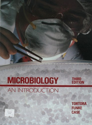 Microbiology: An Introduction (Benjamin/Cummings series in the: Tortora, Gerard J.,