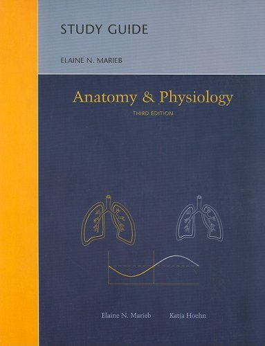 9780805301632: Study Guide for Anatomy & Physiology